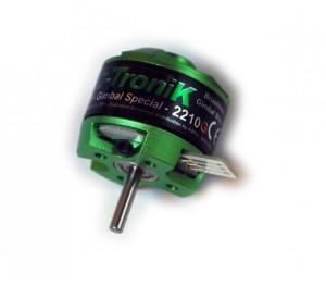 Pro-Tronik DM2210 Kv120 pour Nacelle