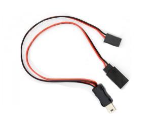 Cable de transmission video & d'alimentation pour Gopro 3 (mini USB)