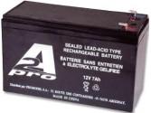 Batterie au plomb 12 v 7 A