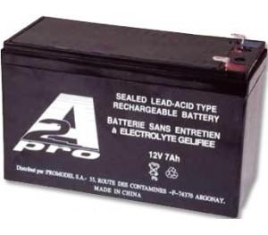Batterie au plomb 12v 7A