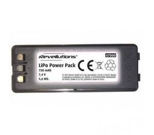 Batterie Lipo 7.4V 750Mah pour voiture 1/14 Revell