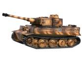 Char 1/16 TIGER 1 LATE VER. METAL (BRUIT/FUMEE) - Taigen
