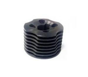 Culasse anodisée noire moteur CEN NT-16