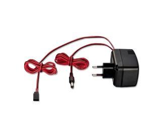 Chargeur 220V Robbe Tx 4,8v/Rx4-5Nx 150mAh