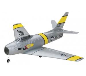 Micro F-86 Sabre EDF Tx-R