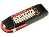 Lipo Xell-Pro 14.8V 3200mAh 4S 55C