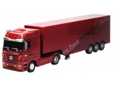 Mercedes-Benz Actros 1:32. Rouge.