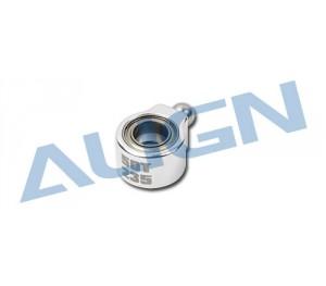 Curseur anticouple alu ALIGN T-Rex 550 Nitro H60195