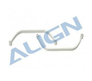 Set Arceau Patins Blanc T-REX 450 S ALIGN - HS1101