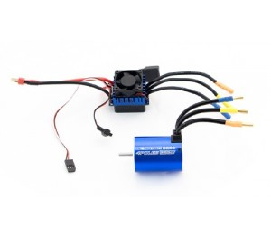 COMBO BRUSHLESS 1/10 12T