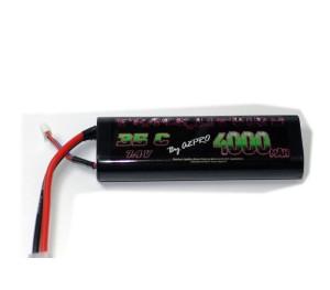 LiPo Track Lithium 7.4v 4000mAh 35c