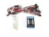 Systeme d'éclairage Tuning par LED pour 1/10 Electrique ou thermique