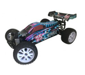 RUNNER BLEU 1/10 4x4 BRUSHED RTR