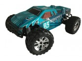 SCRAPPER BLEU 1/10 4x4 BRUSHED RTR