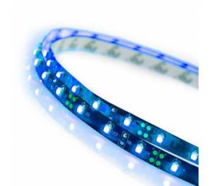 Ruban LED auto-collant 6V Bleu 1m