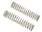 Ressorts amortisseurs arrière or SST (x2)