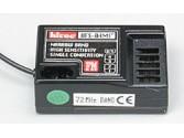 Récepteur Hitec HFS-04MI+ 5 voies FM 41Mhz