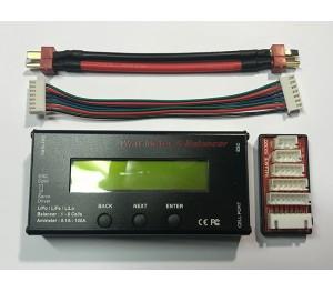 Wattmetre / Amperemetre
