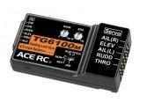 Axe rotor principal Tiny 530BL / MT400