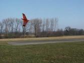 Hélice Gemfan Slow Fly orange 4 x 4.5 (2 pcs)