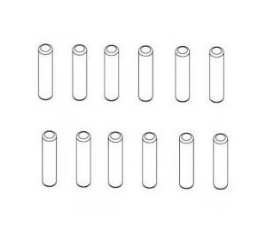 Goupilles (2x9,5) 12pcs - rc701gr/rc701g/rc706t/rc909t/rc808t/rc502t RC903-089
