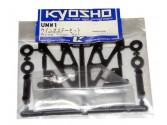 UMW1 - Support aileron Ultima Pro / Lazer ZX Kyosho