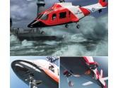 Carter + turbine de refroidissement T-Rex 600N - Align