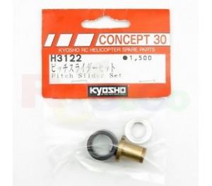 Bague de commande de pas Concept 30/ Nexus Kyosho