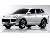 Carrosserie 1/24 Porsche Cayenne argent Kyosho