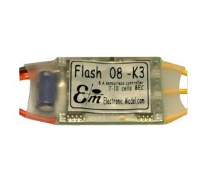 Flash 08 Brushless Electronic Model