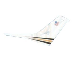 Dérive + gouverne Cessna 182 Skylane - T2M