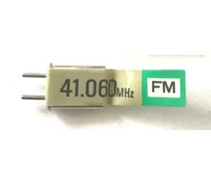 Quartz réception FM 41.060 MHz SANWA