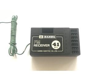 Récepteur 7 voies Sanwa 41 FM