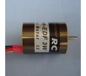 Brushless EDF 3W kV2980 - HET-RC