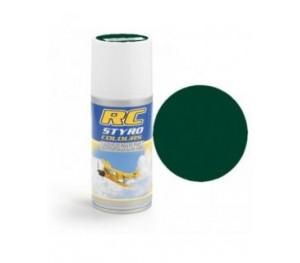 Bombe de peinture vert Brunswik RC Styro