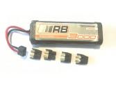 Batterie 7.2V 3000mAh Nimh  - RB