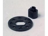 T0600.002 Pignon metal 15 dents