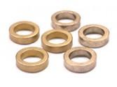 Palier en métal 10x15x4mm (s6)