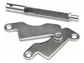 Set plaques de frein - HPI Nitro RS4
