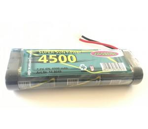 Batterie NIMH 7.2V 4500mAH
