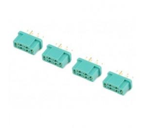 Connecteur forte intensité MPX, Male (4pcs)