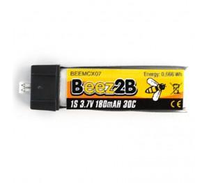 Batterie 1s 3.7V 180Mah 30C lipo