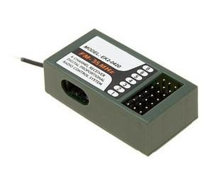 Récepteur 6 voies FM 40Mhz - ESKY
