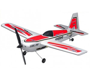 Minium EDGE 540 Avion seul (Rouge)