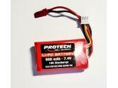 Batterie lipo 2S 7.4V 800mAh
