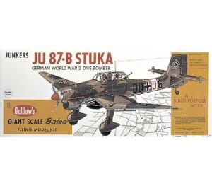 STUKA JU-87B Guillows