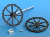 Couronnes et axe rotor 0310-060