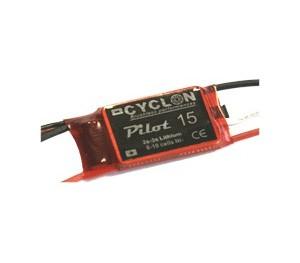 Pilot 15 Electronic model