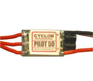 Pilot 50 Electronic Model