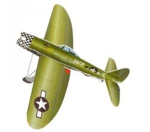 P-47 Thunderbolt Styroflyer